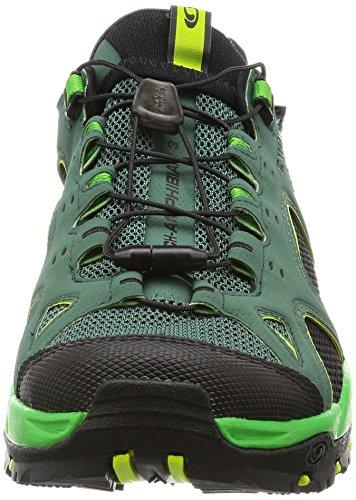 Salomon Techamphibian 3 Herren Sport &Outdoor Sandalen bistro green-classic green-lime green (394704)