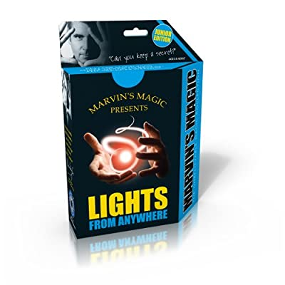 Marvin's Magic Lights from Anywhere JuniorP - low-cost UK light shop.