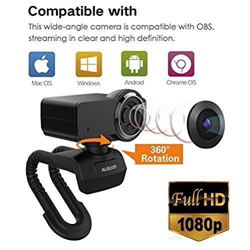 AUSDOM AW635 Webcam