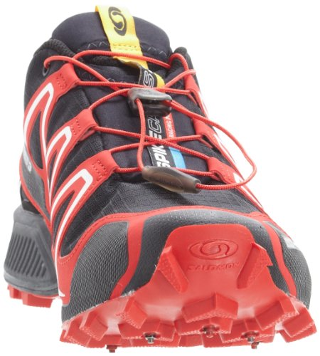 Salomon S-Lab Chiodocross 3 CS Scarpe Da Trail Corsa - AW15 Black