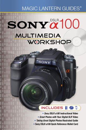 Multimedia Workshop: Sony A100