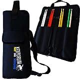 KEEPDRUM KD SB-01 Nylon Stick Bag Stocktasche Drumsticks Tasche