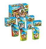 PLAYMOBIL Ponyhof Set: 6927, 6947, 6948, 6949, 6950, 9258, 9259, 9260, 9261