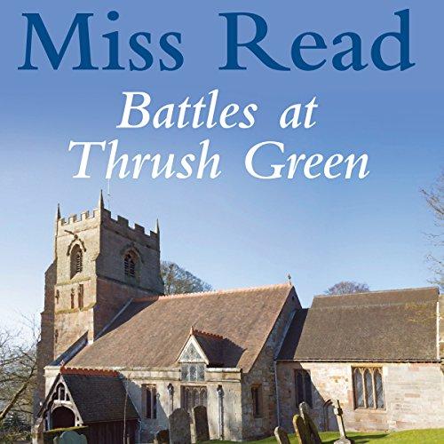 Battles at Thrush Green  Audiolibri