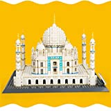 Sharplace 3D Puzzle Bauspielzeug - Weltberühmte Sehenswürdigkeiten Gebäude Modell Spielzeug - Agra Taj Mahal