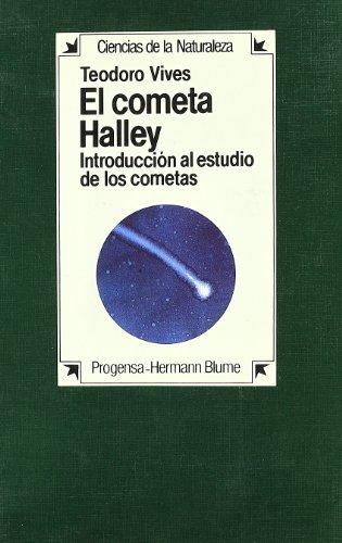 Cometa Halley, el por T. Vives