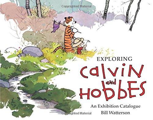 Exploring Calvin And Hobbes Sc