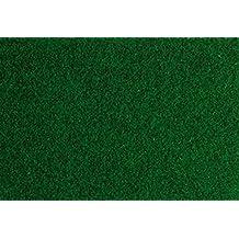 Campo de césped artificial, alfombra de césped con nudos de drenaje, 200x300 cm, verde
