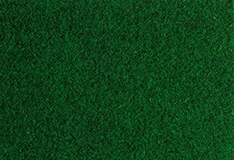 Andiamo Kunstrasen Field, Rasenteppich mit Drainage-Noppen, Festmaß Teppich, Polypropylen, Grün, 400 x 200 x 0,4 (Teppich Für Balkon)