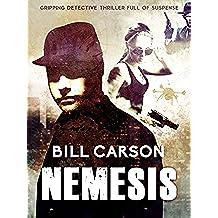 Thriller: Nemesis : Crime thriller Detective Nick Harland series book 2: gripping detective thriller full of suspense (English Edition)