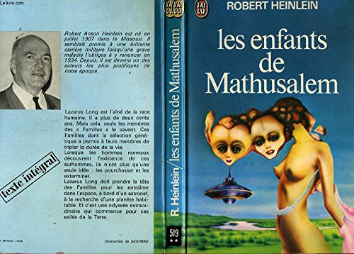 Les enfants de mathusalem par Robert A. HEINLEIN