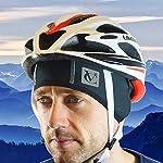 VeloChampion-Thermo-Tech-Cycling-Skull-cap-Berretto-sottocasco-Nero