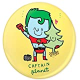 Alicia Souza Captain planet badge