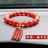 Wangyi Auto Ornament Anhänger Perlen Auto Interior Stall Dekoration,B