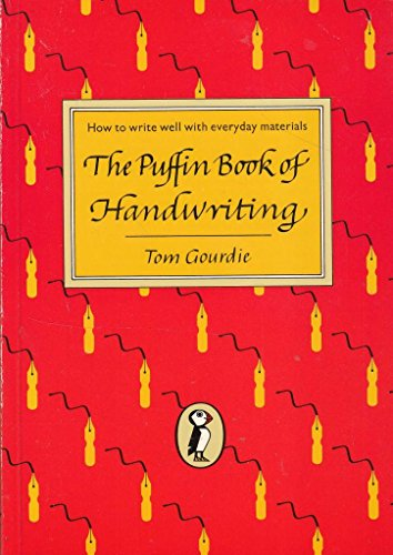The Puffin book of handwriting