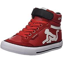 Drunknmunky Sneakers scarpe bambino rosso BOSTON CLASSIC K05 26 Venta Barata De Suministro Nueva Llegada De La Manera QFIdz9