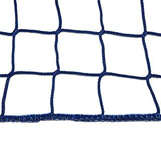 Seitenschutznetz 2 x 5m blau (2x10, blau)