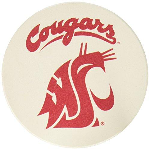 Thirstystone Steingut Untersetzer Set, Washington State University (University Cougars Washington State)