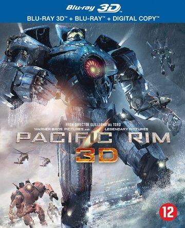 Pacific Rim (3D & 2D) 2 Disc Box Set ( ) [ Holländische Import ] (Blu-Ray)