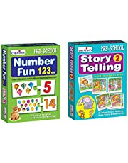 Creative Educational Aids P. Ltd. Number Fun & Creative Educational Aids 0613 Story Telling Step-by-Step - 2