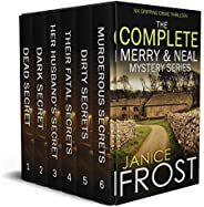 THE COMPLETE MERRY & NEAL MYSTERIES six gripping crime thrillers (English Edit