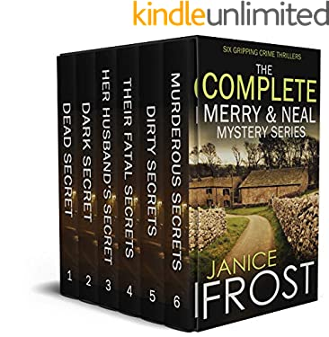 THE COMPLETE MERRY & NEAL MYSTERIES six gripping crime thrillers