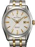 Orient Star standard-date orologio automatico con zaffiro e rivestimento SAR DV02001W