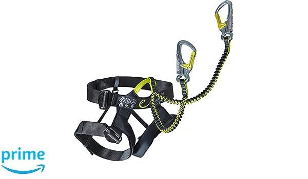 Klettersteig Set Gurt : Edelrid jester harness night oasis gurt amazon sport