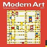 Modern Art 2017 Calendar