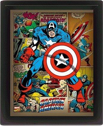 Marvel Retro 10 x 20,32 cm
