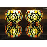 Tealight Candle Holder Decorative Party Decorations Set Of 2 Pcs 3 Inch