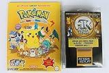 Pokemon Spieleberater + Cheatmodul für Pokemon Rot / Blau / Gelb Lösungsbuch