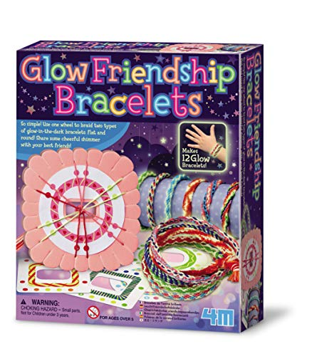 4m Glow in The Dark Freundschaft Armband (Mehrfarbig)