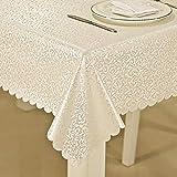 IG Tischtuchdecken, Home Tischdecken, runder Tisch Quadratische Tischdecken, Tischdecken Tuch Wasserdichte Anti-Öl-Tischdecke Einweg- und Anti-Hot-Mikrowellen-Tischdecke Mikrowellen-Tischdecke (6 Far