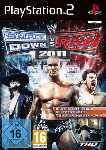 WWE SmackDown vs. Raw 2011 - Farewell Edition -