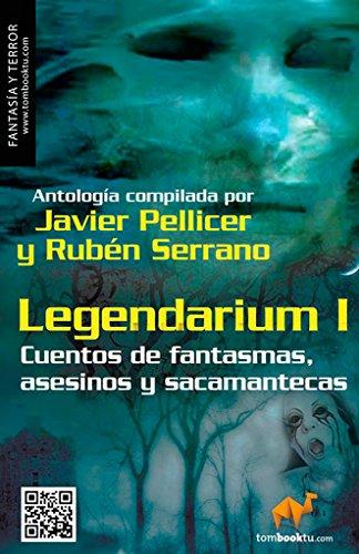 Legendarium I (Tombooktu Terror) por Varios Autores