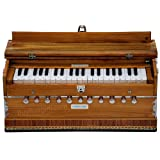 PDI-DC Maharaja Harmonium N ° en teck 5600tn?11Stop?3½ octaves?avec coupleur, livré avec livre et sac?accordé à LA440(pdi-da)