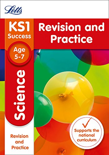 Letts KS1 Revision Success - New Curriculum – KS1 Science Revision and Practice