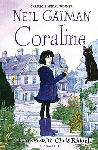 Coraline par Neil Gaiman