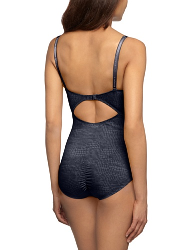 Triumph Damen Body Aurora Sensation BSWP (1NV49) Grau (GREY COMBINATION (Z9))