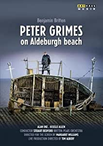 Britten: Peter Grimes on Aldeburgh Beach [Arthaus: 102179] [DVD] [2013] [Region Free] [NTSC]