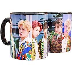 BTS Mug de Ceramica Idol