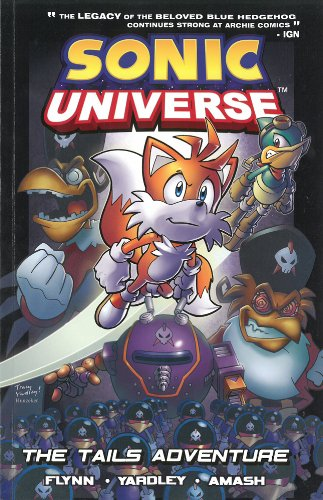 1 Tails Sonic In (Sonic Universe 5: The Tails)
