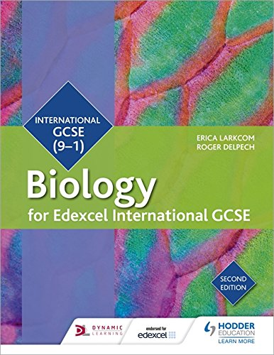 Edexcel International GCSE Biology Student Book Second Edition (Edexcel Student Books)