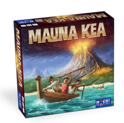 Huch & Friends 878328 - Mauna Kea, Strategiespiel