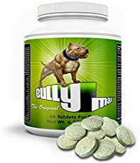 Bully Max Inc Muscle Supplement For Dogs - 60 Tablets