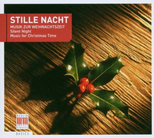Stille Nacht-Musik zur Weihnachtszeit