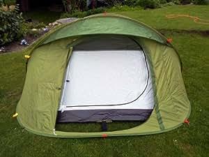 Quechua Tente Pop up 2Seconds Easy Vert