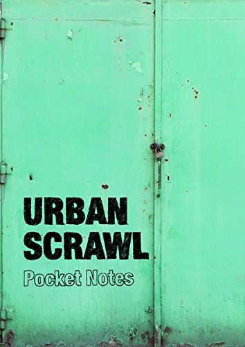 Urban Scrawl Pocket Notes por Bianca Dyroff