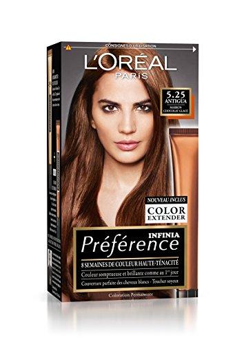 Préférence L'Oréal Paris Coloration Permanente 5.25 Marron Chocolat Glacé